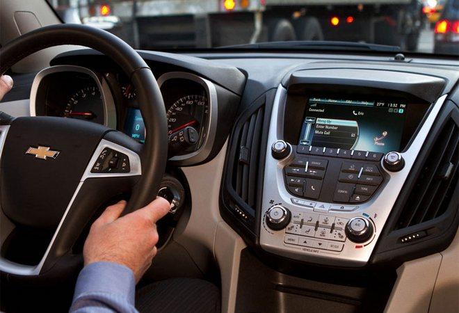 система мультмедии Chevrolet MyLink