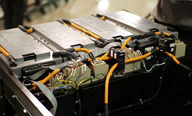 Отработанные батареи электрокаров получают вторую жизнь
