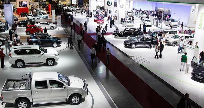 Российские автомобильные премьеры 2013 года