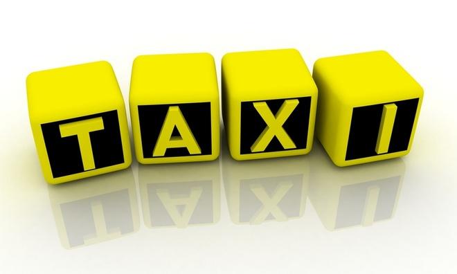 Все московские такси будут желтыми