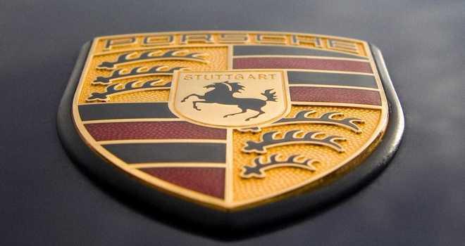 ���������� Porsche ������� ������� � ���