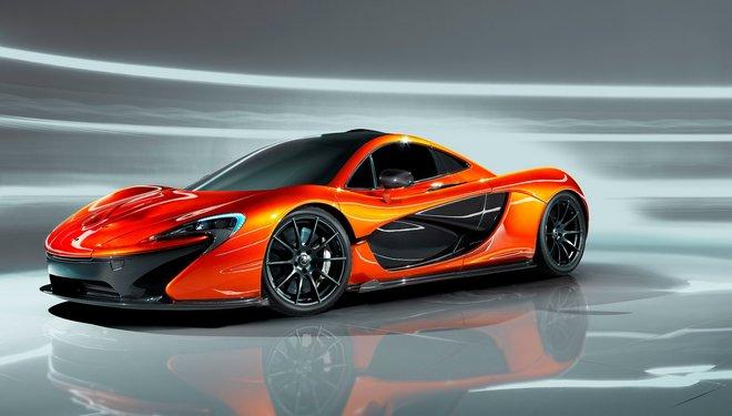 McLaren ��������� ���������� ������� P1