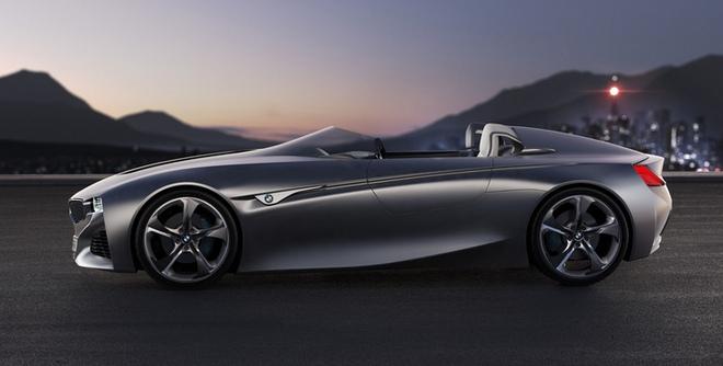 BMW и Toyota создадут родстер Z5