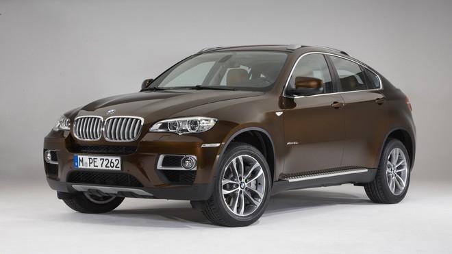 BMW выпустит ограниченную серию Х6М