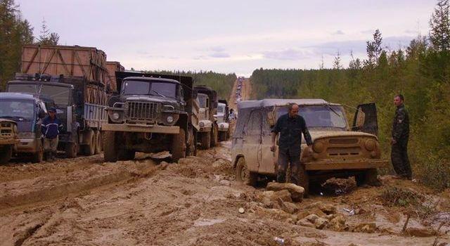 Российская трасса вошла в рейтинг самых страшных дорог мира