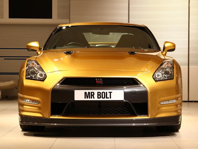 Nissan GT-R Усэйна Болта будет продан с аукциона