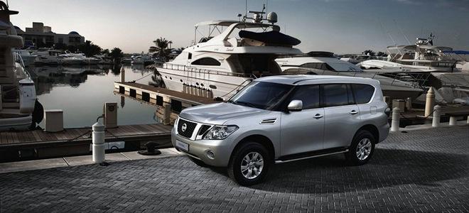 Nissan запустил российские продажи Patrol Titanium