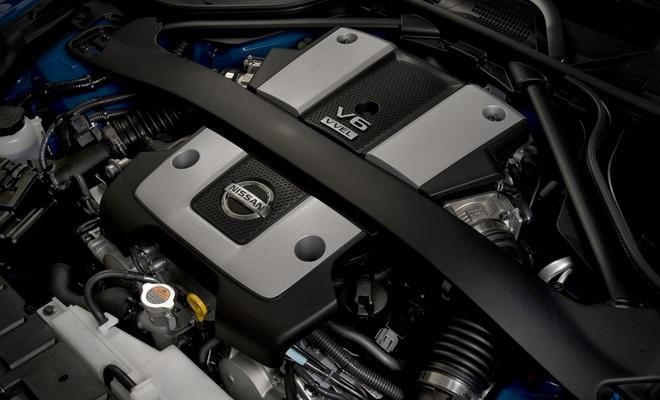 Nissan двигатель