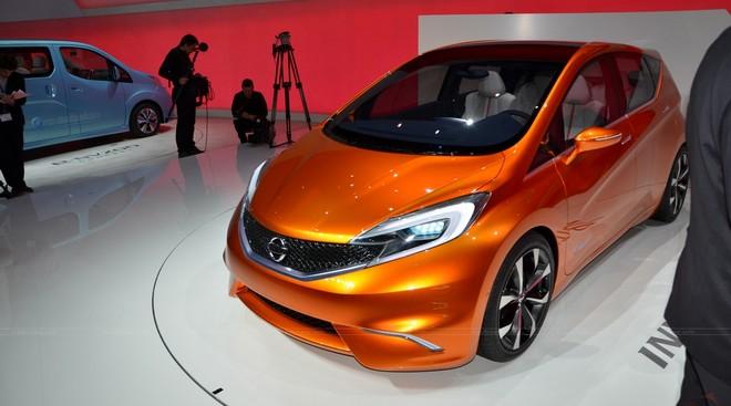 Nissan готовит конкурента для Ford Focus и Volkswagen Golf