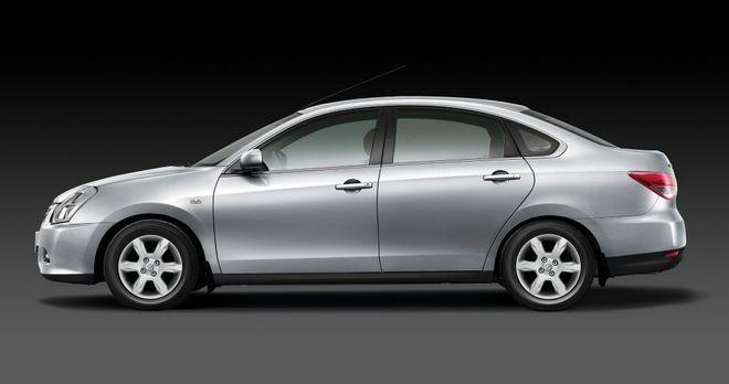 Появление российской Nissan Almera ожидается в середине января 2013