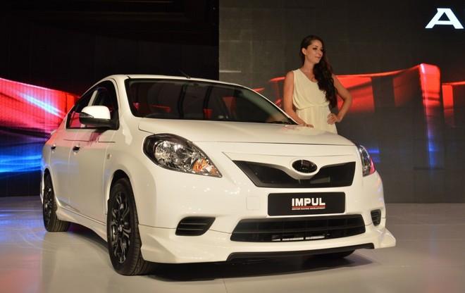 Nissan Sunny Impul