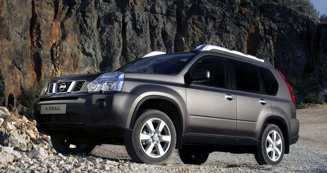 Специальная дешевая модификация Nissan X-Trail