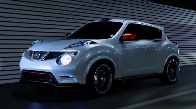 Nissan Nismo прибыл в Европу