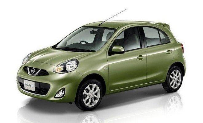 Nissan продемонстрировал новую модель Micra