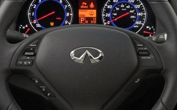 Infiniti выпустит кроссовер на базе Mercedes