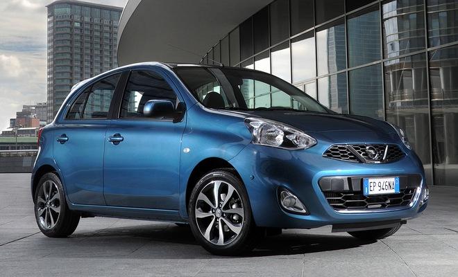 Обновленная Nissan Micra 2014