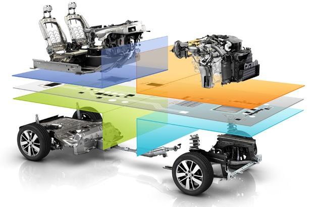 Renault-Nissan ������� ����� ��������� ��������� CMF