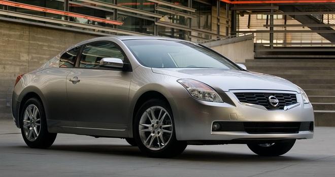 Nissan прекращает выпуск Altima Coupe