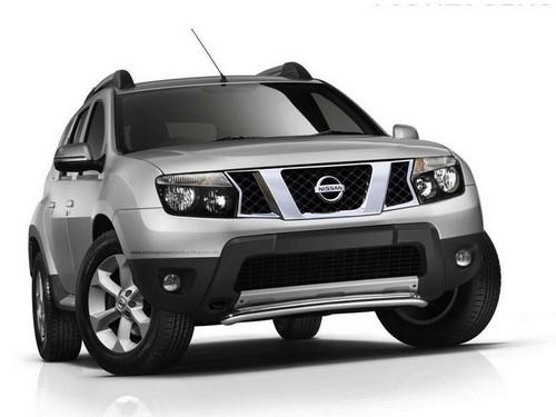 Новый Nissan Terrano