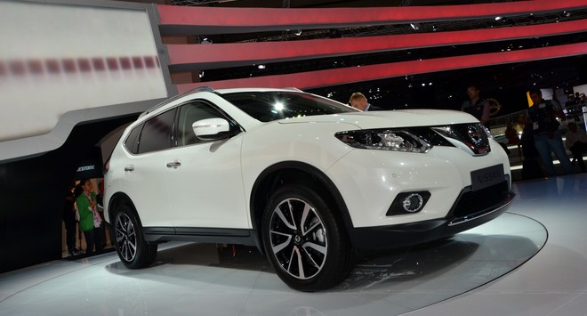 Nissan официально показал X-Trail 2014