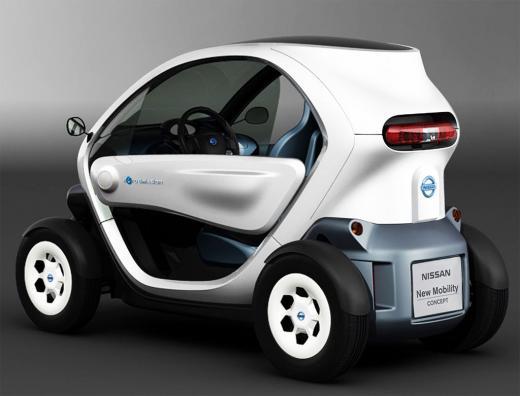 Nissan и Йокогама начали программу по использованию электромобилей малого класса