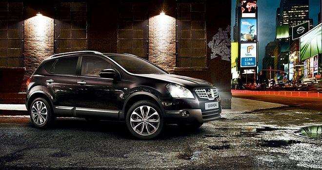 Nissan Qashqai ставит рекорд продаж в России