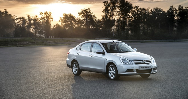 АвтоВАЗ планирует выйти на расчетный уровень производства Nissan Almera