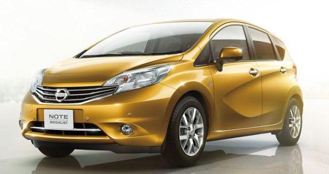 Nissan Note получает улучшенное оснащение