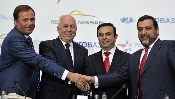 Renault и Nissan планируют объединить производство
