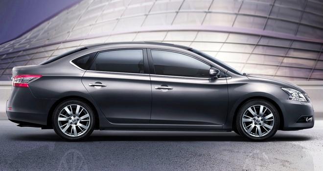 Седан Nissan Sentra будут производить в Ижевске