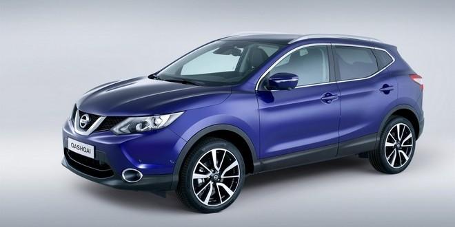 Nissan Qashqai нового поколения получает 5-звездочный рейтинг EuroNCAP
