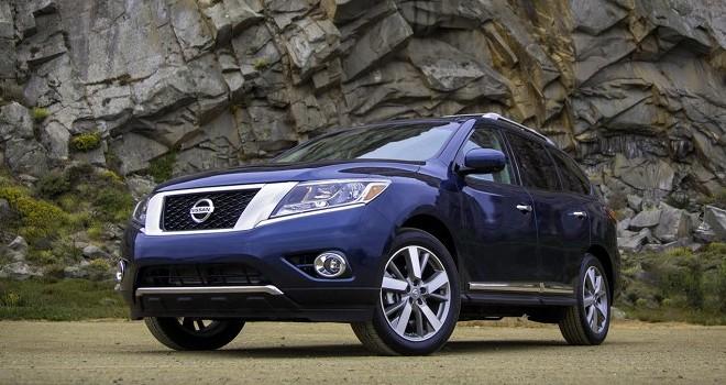 В России стартовала сборка нового Nissan Pathfinder