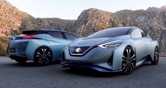 Концепт Nissan IDS
