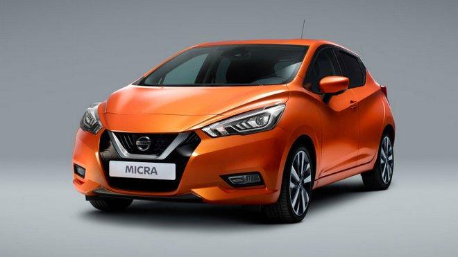 Nissan запустит службу автомобильного обмена на основе Nissan Micra