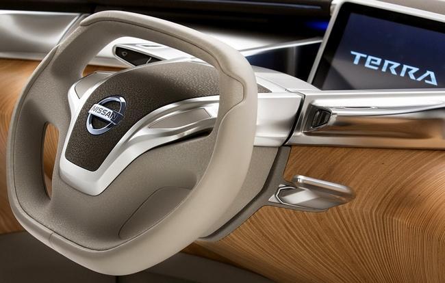 Nissan Terra ������� �� ��������� ���������� - faqnissan.ru