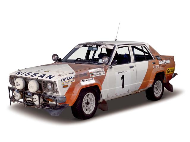 Nissan Violet 1982