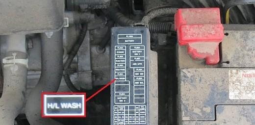 ���������� ��������� ��� �� Nissan Primera P12