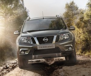 Nissan установит на Terrano роботизированную 6-скоростную АКПП
